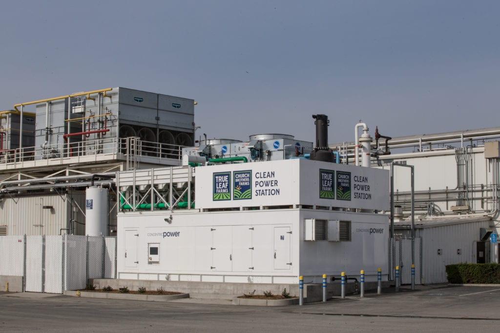 Clean Power Plant