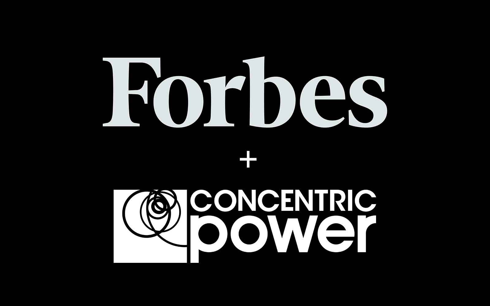 Chief Executive of Concentric Power  Interviewedin Forbes | Jan 16, 2019